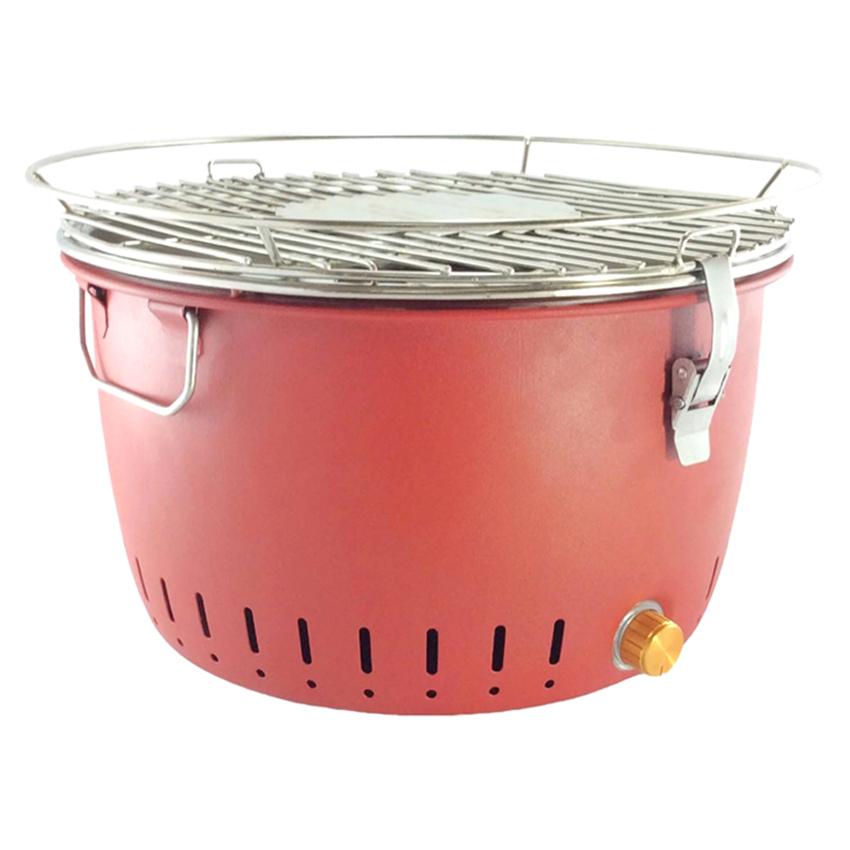 Kết quả hình ảnh cho Bếp nướng than hoa bn01