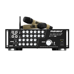 AMPLY KARAOKE BLUETOOTH PARAMAX SA-999AIR PLUS (2021)
