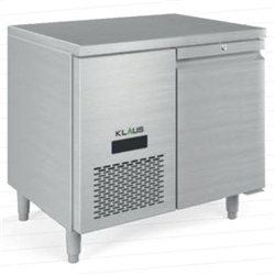 BÀN MÁT INOX KLAUS 124 LÍT KCC-1.1-1D (R134A) (2020)