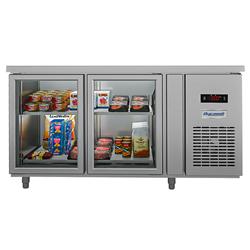 BÀN MÁT INOX DM 230 LÍT BMQ-2MK1560 QUẠT GIÓ (R404A) (2021)