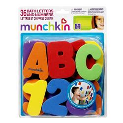 BỘ CHỮ SỐ BẰNG XỐP MUNCHKIN MK11020 (2021)