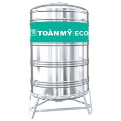 BỒN NƯỚC INOX ECO ĐỨNG TOÀN MỸ 5000 LÍT TM-5000L-ECO-Đ (2021)