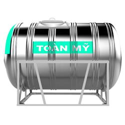 BỒN NƯỚC INOX ECO NẰM TOÀN MỸ 1000 LÍT TM-1000L-ECO-N (2021)