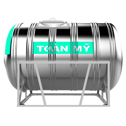 BỒN NƯỚC INOX ECO NẰM TOÀN MỸ 500 LÍT TM-500L-ECO-N (2021)