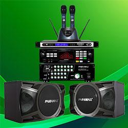 DÀN ÂM THANH PARAMAX MS:02 (LS-5000N   SA-999 PIANO   P-1000   PRO-8000)