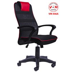 GHẾ XOAY PHÒNG GAME - NET CHÂN NHỰA VĂN MINH VM-446A