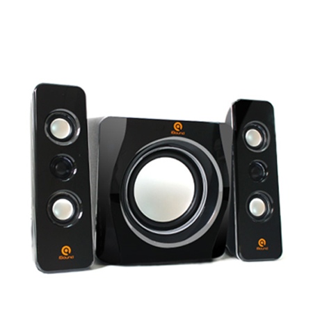 LOA VI TÍNH 2.1 ISOUND SP2111B (BLUETOOTH)