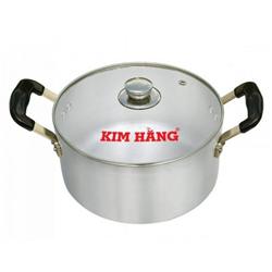 NỒI KH LONG LIFE NHÔM KIM HẰNG 26CM KHG8045 (2021)