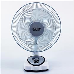 QUẠT SẠC MATIKA MTK-6311 (2021)