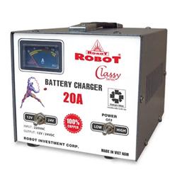 SẠC TĂNG GIẢM ROBOT 20A BMC 20A1224-D (ĐỒNG) (2021)