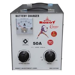 SẠC TĂNG GIẢM ROBOT 50A BMC 50A-N (NHÔM) (2021)
