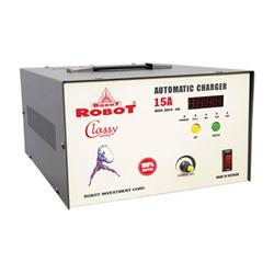 SẠC TỰ ĐỘNG ROBOT 15A BAC18-15A-D (ĐỒNG) (2021)