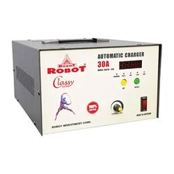 SẠC TỰ ĐỘNG ROBOT 30A BAC18-30A-D (ĐỒNG) (2021)