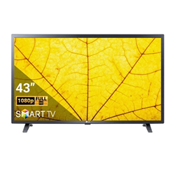 SMART TIVI FULL HD LG 43 INCHES 43LM6360PTB (2021)
