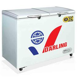 TỦ ĐÔNG 2 CÁNH DARLING 370/270 LÍT DMF-3799AX-1 ĐỒNG (R134A) (2021)