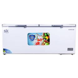 TỦ ĐÔNG 2 CÁNH SUMIKURA INVERTER 1350 LÍT SKF-1350SI ĐỒNG (R290A) (2021)