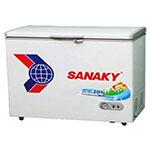 TỦ ĐÔNG SANAKY 208 LÍT VH-2599HY2 ĐỒNG (R600A)