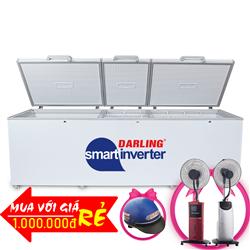 TỦ ĐÔNG INVERTER 1400 LÍT DMF-1279ASI ĐỒNG (R134A)