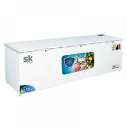TỦ ĐÔNG 3 CÁNH INVERTER SUMIKURA 1600 LÍT SKF-1600SI ĐỒNG (R290A) (2020)