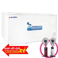 TỦ ĐÔNG 1100 LÍT HB-1100 NHÔM (R290)