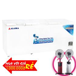 TỦ ĐÔNG 1400 LÍT HB-1400C ĐỒNG (R290)