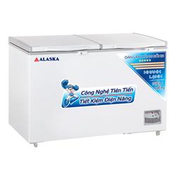 TỦ ĐÔNG ALASKA 650/510 LÍT HB-650C ĐỒNG (R134A) (LÀM BIA SỆT)