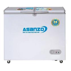 TỦ ĐÔNG ASANZO 270 LÍT AS-4100N1 ĐỒNG (R600A)