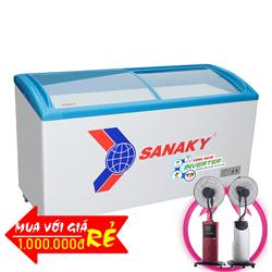 TỦ ĐÔNG INVERTER 260 LÍT VH-3899K3 ĐỒNG (R600A)