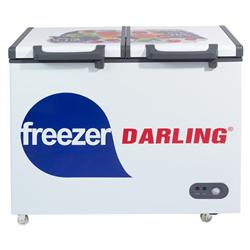 TỦ ĐÔNG DARLING 230/160 LÍT DMF-2799AX-1 ĐỒNG (R134A)