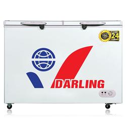 TỦ ĐÔNG DARLING 230/160 LÍT DMF-2799AX-1 ĐỒNG (R134A) (HÀNG BỎ MẪU)