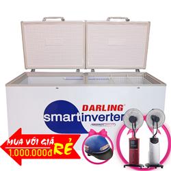 TỦ ĐÔNG DARLING INVERTER 1200 LÍT DMF-1179ASI ĐỒNG (R134A)