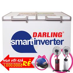 TỦ ĐÔNG INVERTER 450 LÍT DMF-4799ASI ĐỒNG (R134A)