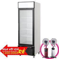 TỦ ĐÔNG ĐỨNG 590 LÍT VH-768K ĐỒNG (R404A)