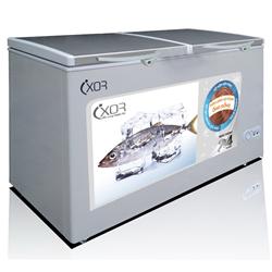 TỦ ĐÔNG INVERTER IXOR 400 LÍT IXR-407FGI ĐỒNG (R600A)