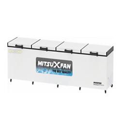 TỦ ĐÔNG INVERTER MITSUXFAN 2800/2200 LÍT MF1-1388GW4 (ĐỒNG) (R134A) (2021)