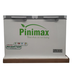 TỦ ĐÔNG MÁT INVERTER PINIMAX 260 LÍT PNM-49W4KD (ĐỒNG) (R600A) (KÍNH CƯỜNG LỰC) (2021)