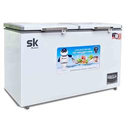 TỦ ĐÔNG INVERTER 450 LÍT SKF-450SI ĐỒNG (R600A) (LÀM BIA SỆT) (ĐÔNG MỀM)
