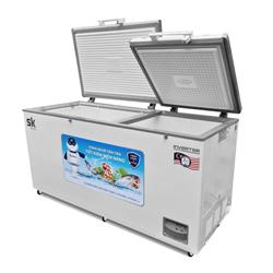TỦ ĐÔNG INVERTER SUMIKURA 550 LÍT SKF-550SI(JS) ĐỒNG (R600A) (LÀM BIA SỆT) (ĐÔNG MỀM) (2021)