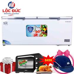 TỦ ĐÔNG INVERTER SUMIKURA 650 LÍT SKF-650SI ĐỒNG (R600A)