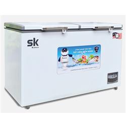 TỦ ĐÔNG INVERTER SUMIKURA 650 LÍT SKF-650SI(JS) ĐỒNG (R600A) (LÀM BIA SỆT) (ĐÔNG MỀM)