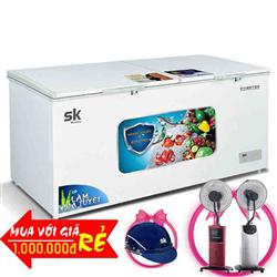 TỦ ĐÔNG INVERTER SUMIKURA 750 LÍT SKF-750SI ĐỒNG (R600A)