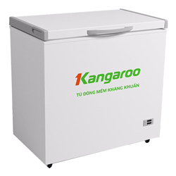 TỦ ĐÔNG KANGAROO 140 LÍT KG268DM1 ĐỒNG (R600A) (ĐÔNG MỀM)