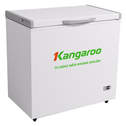 TỦ ĐÔNG KANGAROO 286 LÍT KG399DM1 ĐỒNG (R600A) (ĐÔNG MỀM)
