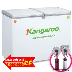 TỦ ĐÔNG KANGAROO 298 LÍT KG298C2 ĐỒNG (R600A)