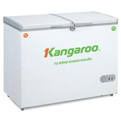 TỦ ĐÔNG MÁT KANGAROO 418 LÍT KG418C2 ĐỒNG (R600A)