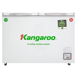 TỦ ĐÔNG MÁT KANGAROO INVERTER 388 LÍT KG388NC2 ĐỒNG (R600A) - XÃ TUYẾT BÁN TỰ ĐỘNG