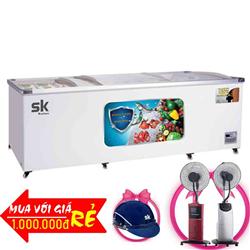 TỦ ĐÔNG KIẾNG LÙA 1430 LÍT SKFS-1500F ĐỒNG (R290)