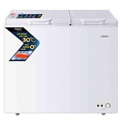 TỦ ĐÔNG MÁT AQUA 211 LÍT AQF-C3102S ĐỒNG (R600A) (2021)