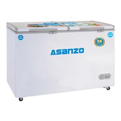 TỦ ĐÔNG MÁT ASANZO 280 LÍT AS-4900N2 ĐỒNG (R600A)