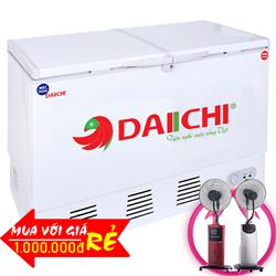 TỦ ĐÔNG MÁT DAIICHI 369 LÍT DC-CF369W NHÔM (R134A)